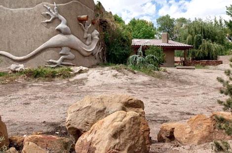 Albuquerque To Santa Fe >> Custom Adobe Homes - Adobe Design to build in Albuquerque - Santa Fe - New Mexico